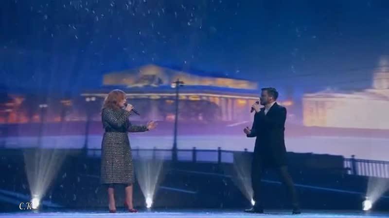 Елена Ваенга Ft. Анастасия Спиридонова и Интарс Бусулис - «Нева»