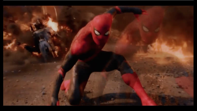 ༜ spider-man ⤷ [maezt]