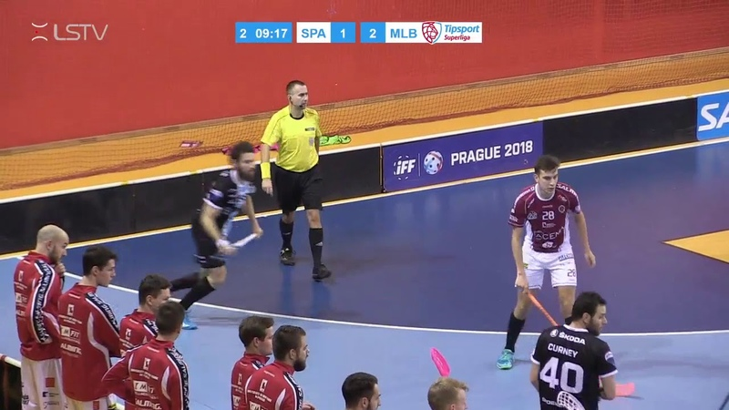 HIGHLIGHTS ACEMA Sparta Praha vs Technology Florbal MB