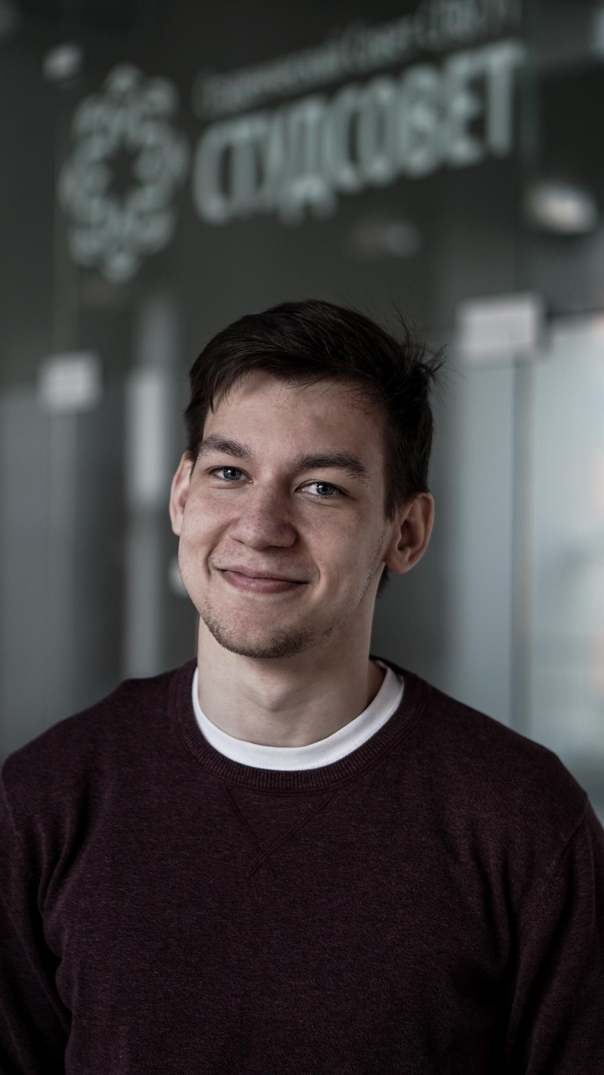 Дежиков Дмитрий