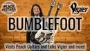 Ron Bumblefoot Thal at Peach Guitars