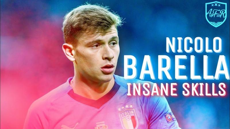 Nicolo Barella 2019 Insane Skills Goals Assists for Cagliari so far HD