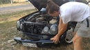 Mercedes w210 Лупар Делаем внешку и ходовку