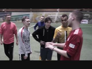 [german *el classico*] кто последний забьёт гол получит рублей! / амкал против школы 2drots