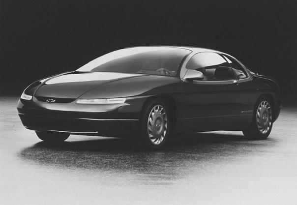 Вехи истории : 1992 Chevrolet Concept Монте-Карло