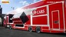 Получаем новый эксклюзивный крытый полуприцеп ROLFO вместе с тягачом MAN Euro 6