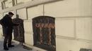 Откопанный первый этаж дома в Барнауле - ул.Горького 30 - Глобальная волна