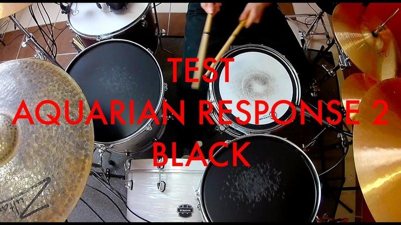 Test Aquarian Response 2 BLACK