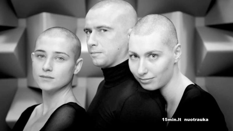 Duok labas - Mariaus Jampolskio augintinė Luna, TV - 2013-03-24