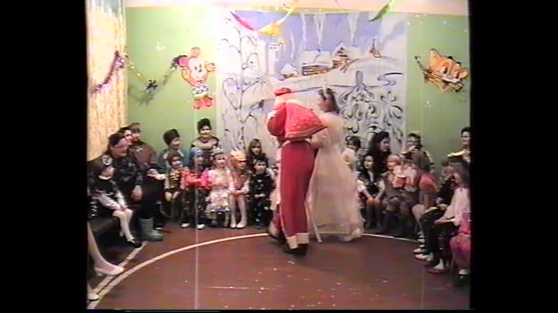 Встреча Нового Года. Детский Дом и Андронов Б.В. ( полная версия)