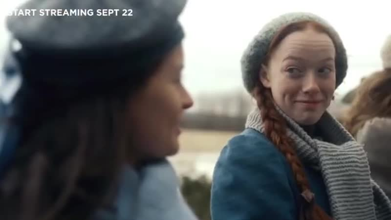 Anne with an E, season 3. Coming to Canada September 22nd. SO PROUD!!