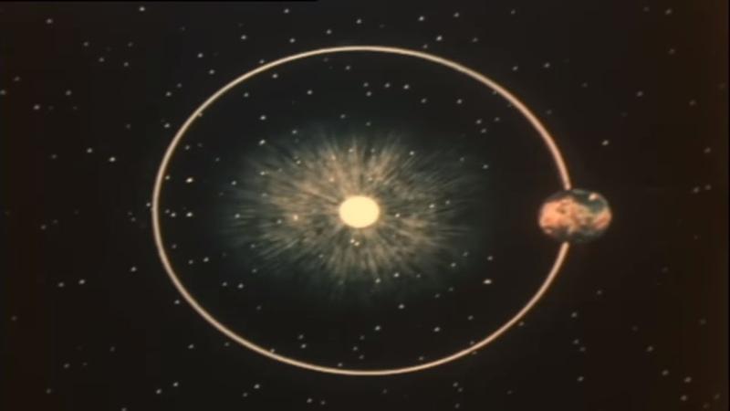 Наша планета Земля 1976 Советский мультик Золотая коллекция