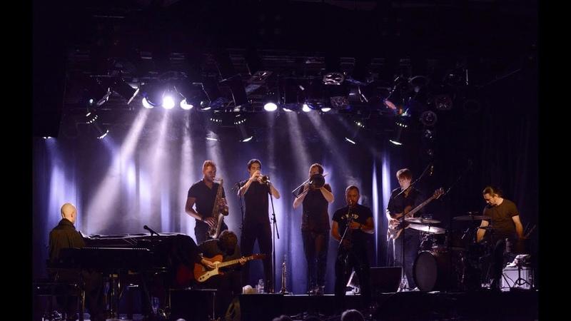 Nik Bärtschs Ronin Rhythm Clan 2. Set, EXIL 2013