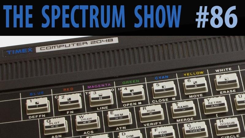 The Spectrum Show EP86