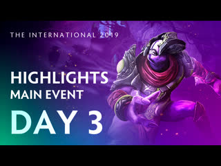 Highlights main event, day 3