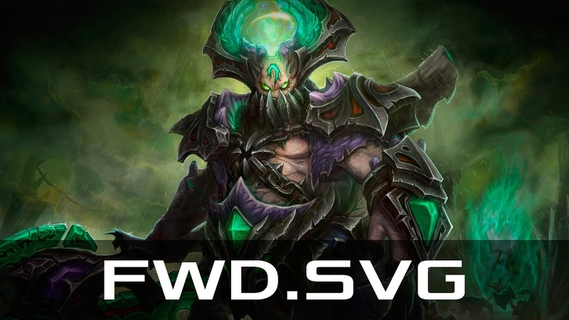 Underlord Offlane Dec 22 2018 Dota 2 patch 7 20 gameplay