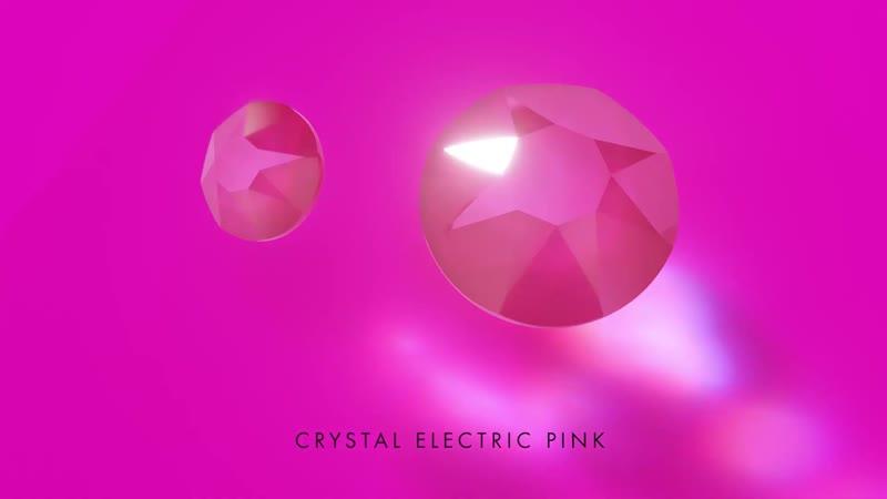 Коллекция кристаллов Swarovski Весна Лето 2020
