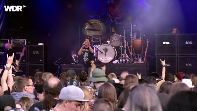 Axel Rudi Pell-Mystica (live Rockpalast 2018)