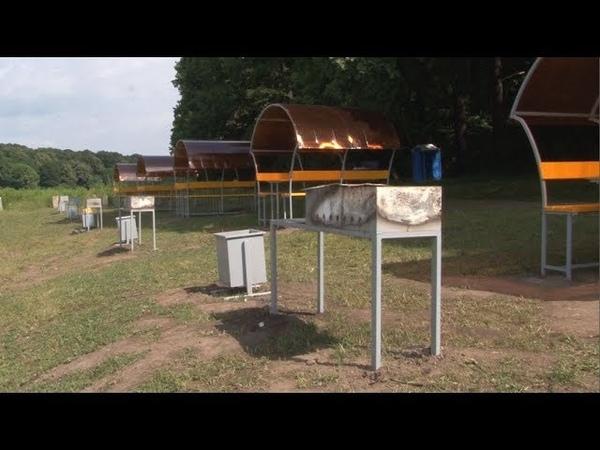 Новости Тулы: Зоны отдыха в Туле оборудуют местами для выгула животных
