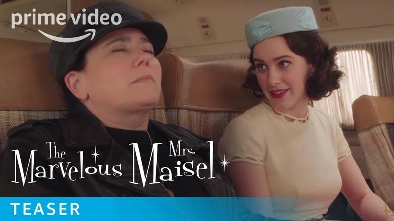 The Marvelous Mrs. Maisel Season 3 - Official Teaser | Prime Video