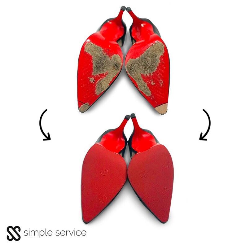 Кейс Instagram: Заявки для сервиса ремонта обуви в Мск, изображение №5