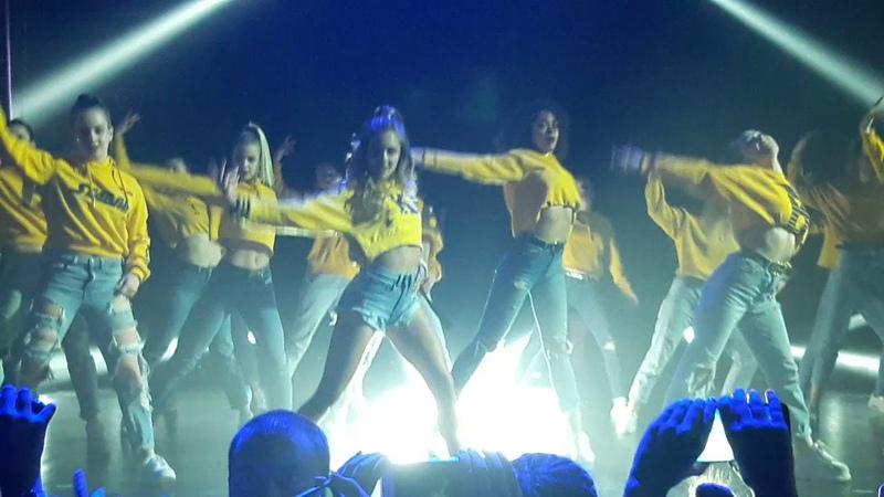 Прощ.Концерт Open Kids в Москве Vegas Крокус Сити 14 апреля 2019 год - Катя Адушкина Beauty Bomb