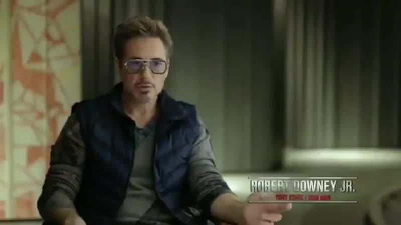 Robert Downey Jr à propos de Kevin Feige pendant les Saturn Awards 2019