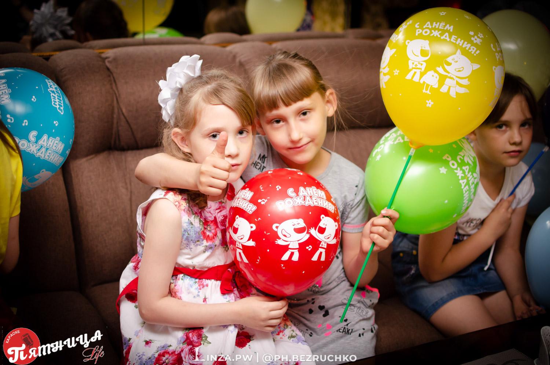 День рождения в детских домах
