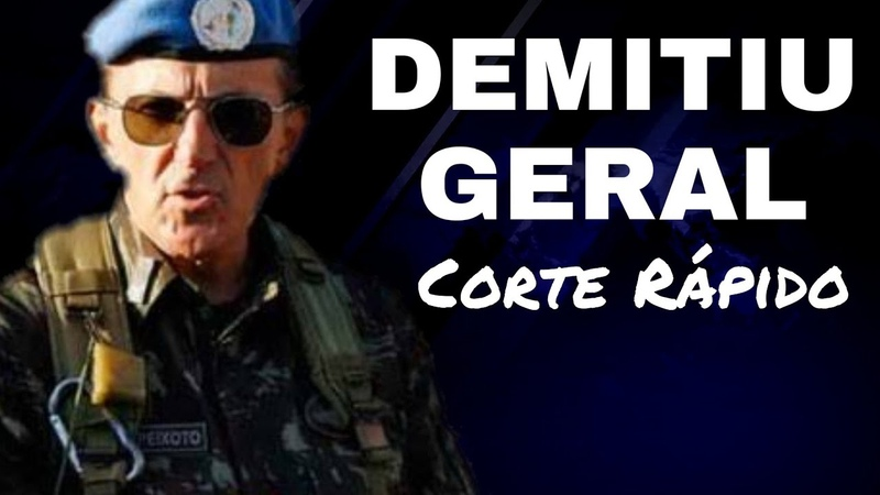 GENERAL FLORIANO PEIXOTO DEMITE TODOS OS COMISSIONADOS DE BEBBIANO NovoGoverno Bolsonaro Brasil