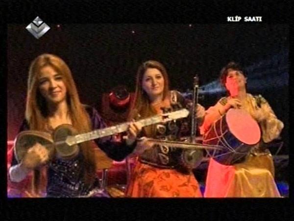 Humay Qedimova Ehseni Reqsi KLiP