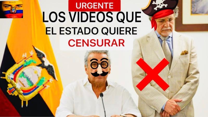 LOS VIDEOS QUE EL GOBIERNO DE ECUADOR NO QUIERE QUE VEAS ♿️♿️😡🤛