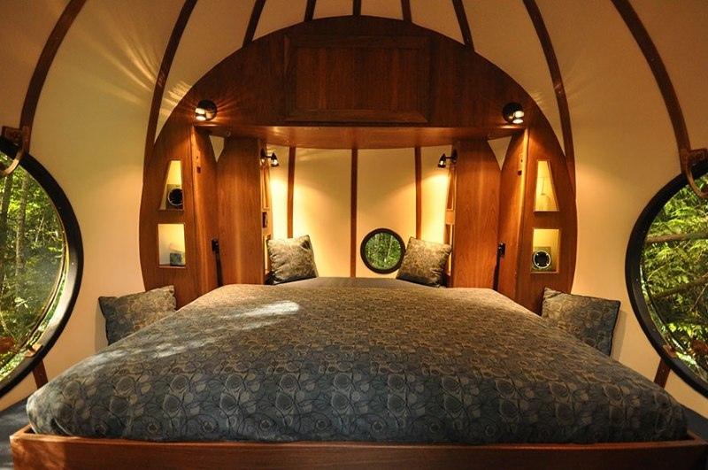 30 невероятно крутых отелей, в которые ты захочешь поселиться, изображение №60