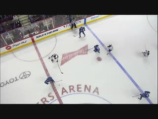 Nhl plays of the week tomas tatar undresses the jackets | january 25, 2019