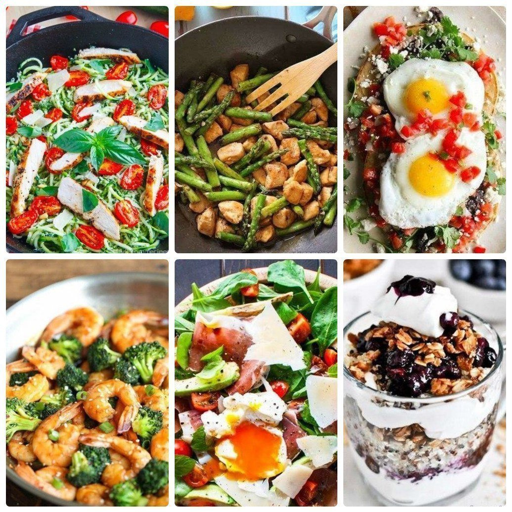 Вкусные И Простые Рецепты Для Похудения.
