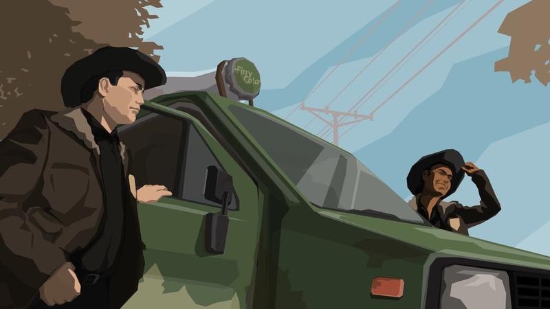 Rebel Cops - Announcement Trailer