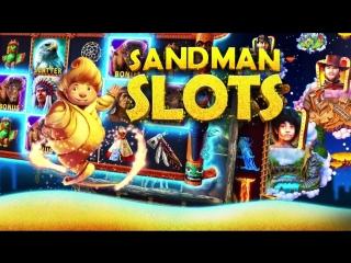 Игровые автоматы Sandman. Слоты. Казино онлайн