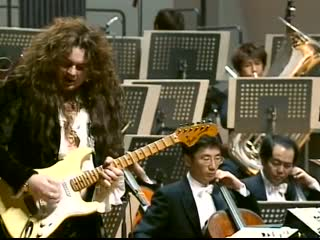 Yngwie Johann Malmsteen — Concerto Suite for Electric Guitar and Orchestra in E Flat minor Live with the New Japan Philharmonic