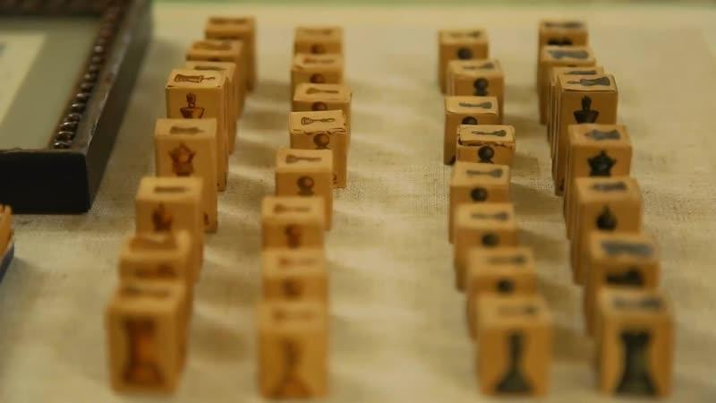CLG Музей шахмат в Москве