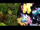 Обзор на Поню из коробочек SWEET BOX и двух поней MLP Roxie Rave и Sweetie Drops