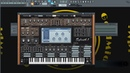 How To Make A Dark Synth Piano Using Sylenth1 VST