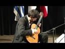 Pájaro Campana en guitarra