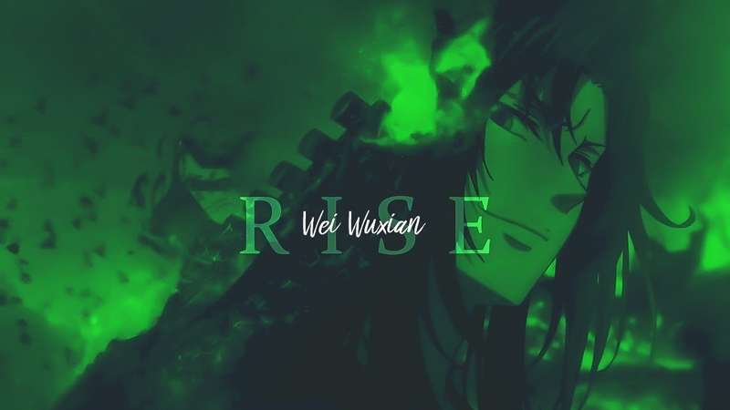 Wei Wuxian I'll Rise MDZS