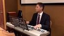 "Jensen ""Piano Man"" Ackles ( 11x11)"