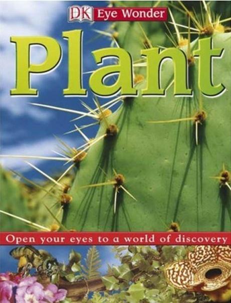 Plant (DK Eye Wonder) by Fleur Star