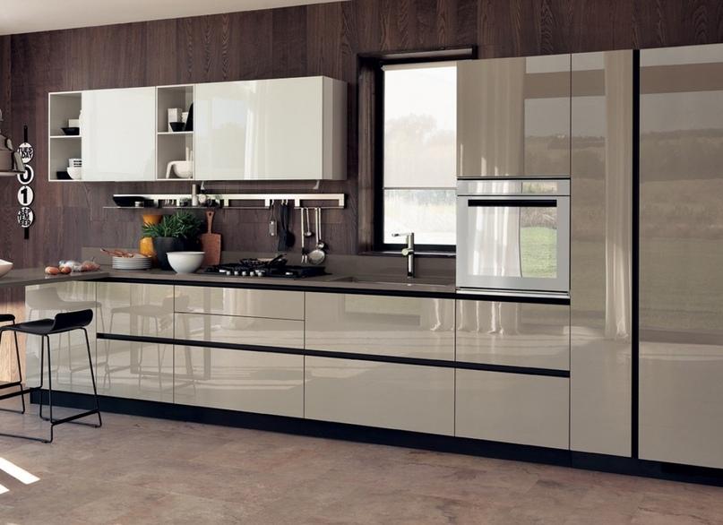 Кухня без ручек — не проходим мимо(!), читаем подробный рассказ дизайнера компании, изображение №8
