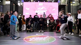 Everest battle  | Hip-Hop kids | Semi-Final | Варюха vs Коробов Дима (win)