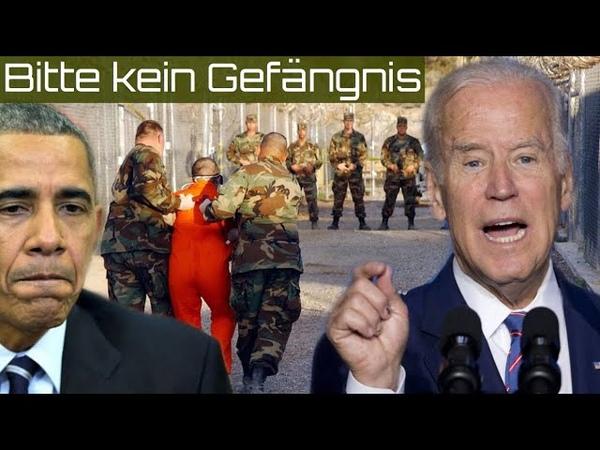 Kein Gefängnis für korrupte Politiker Joe Bidens verzweifelter Vorschlag
