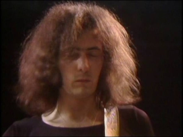 Deep Purple Smoke On The Water 1972 High Quality