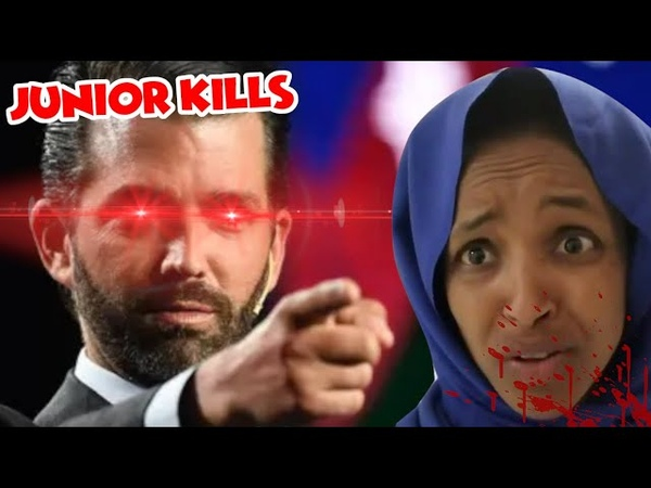 Donald Trump Jr Calls Ilhan Omar a Brother Humper on Twitter