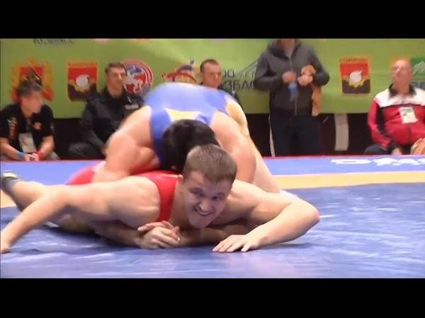 79кг за бронзу Дмитрий Орлов - Азрет Улимбашев Шахтерка2019